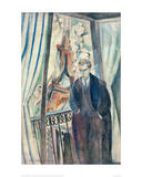 The Poet Philippe Soupault, 1922 Giclee Print by Robert Delaunay