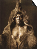 Bear's Belly-Arikara 1908 Prints by Edward S. Curtis