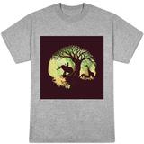 The Jungle Says Hello T-shirts
