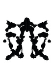 Rorschach Test Print