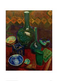 Blue Still Life, 1907/1908 Giclee Print by Robert Delaunay