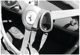Ferrari Steering Wheel 1 Affiche