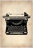 Vintage Typewriter 2 Prints