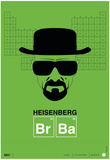 Heisenberg Poster Print by  NaxArt
