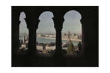 Looking from the Royal Palace to the Parliament Photographic Print by Hans Hildenbrand