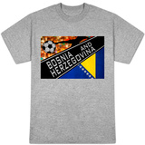 World Cup - Bosnia and Herzegovina T-shirts
