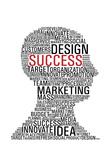 Marketing Success Head Communication Poster