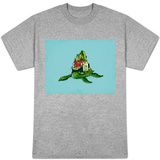 Turtle Fort T-shirts