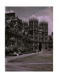 University of Pennsylvania, Founded in 1740 Photographic Print by Clifton and Edwin Adams and Wisherd
