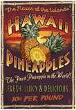 Hawaiian Pineapple Posters
