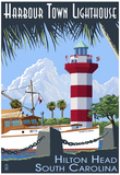 Hilton Head, South Carolina - Harbour Town Lighthouse Posters
