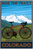 Mountain Bike - Colorado Prints