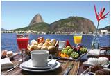 Breakfast In Rio De Janeiro Posters