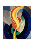 Helix, 1923 Giclee Print by Robert Delaunay