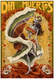 Dia De Los Muertos Prints