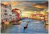 Venetian Sunset Print