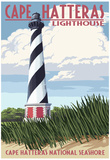 Cape Hatteras Lighthouse - Outer Banks, North Carolina Photo