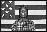 ASAP Rocky Music Poster Posters