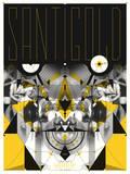 Delicious Design League - Santigold Sítotisk