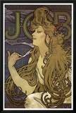 Job Prints by Alphonse Mucha