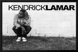 Kendrick Lamar Music Poster Posters