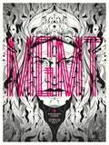 MGMT Siebdruck von  Delicious Design League