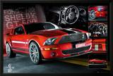 EASTON - Red Mustang Photo