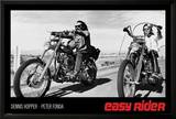 Easy Rider - Dennis Hopper & Peter Fonda on Motorcycles Photo