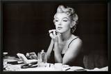 Marilyn Monroe (In the Mirror) Art Poster Print Posters