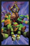 Teenage Mutant Ninja Turtles TMNT - Team Posters