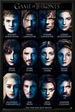 Game of Thrones Characters Photo