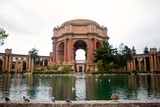 The Palace of Fine Arts Photographic Print by Jill Schneider