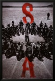 Sons of Anarchy - Bike Circle Prints
