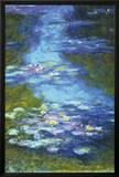 Water Lilies Prints by Claude Monet