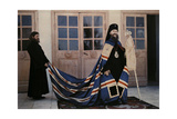 Most Reverend Anastasse, Archbishop of the Russian Orthodox Church Photographic Print by Maynard Owen Williams