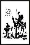 Don Quixote Posters by Pablo Picasso