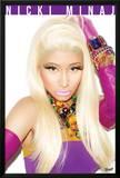 Nicki Minaj-Starships Poster