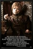Game of Thrones – Tyrion Pósters