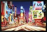 Times Square- New York Prints