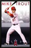 Los Angeles Angels of Anaheim Mike Trout Photo