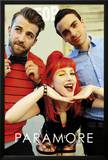 Paramore - Trio Prints