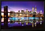 Brooklyn Bridge - Color Poster