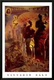 The Hallucinogenic Toreador, c.1970 Print by Salvador Dalí