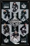 2012 Stanley Cup Champs - Los Angeles Kings Posters