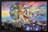 Andromeda's Quest Posters by Josephine Wall