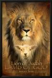 Judah Lion Posters
