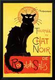 Steinlen - Chat Noir Poster von Théophile Alexandre Steinlen