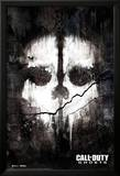 Call Of Duty - Ghosts Skull Posters