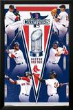 Boston Red Sox 2013 World Series Champions Plakater