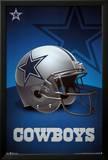 Dallas Cowboys Logo Plakat